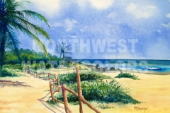 Northwest Watercolors image.
